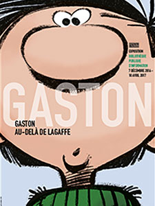 Calendrier 2016 Gaston Lagaffe